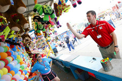 Hank Bounds plays to win at the Nebraska State Fair