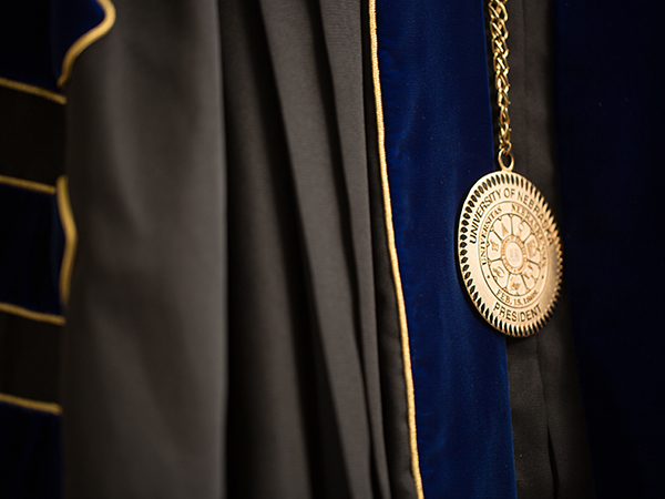 Presidential Regalia and Medal