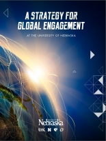Decorative image for the Strategy for Global Engagement brochure